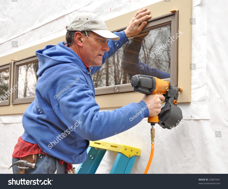 Nail Gun For Window Trim
