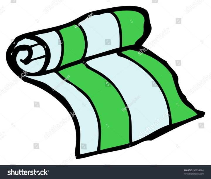 Clip Art Beach Blanket: Cartoonjdi.co