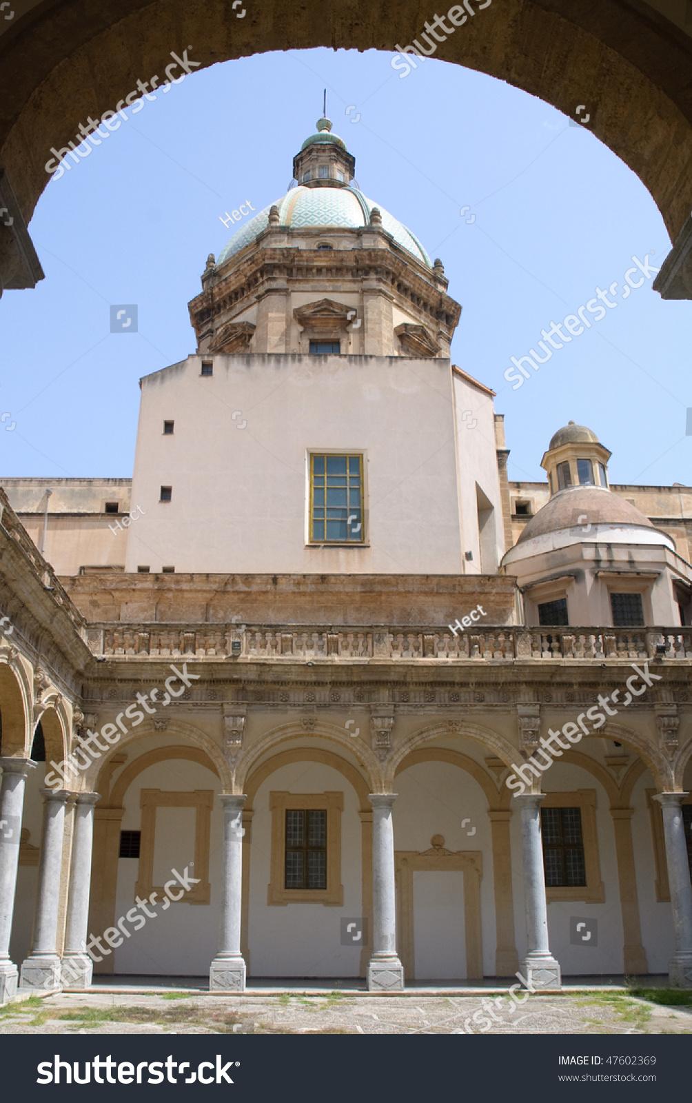 Casa Professa In Palermo Stock Photo 47602369  Shutterstock