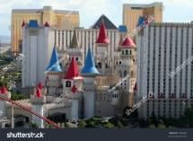 Castle Hotel Las Vegas Stock 1869560 - Shutterstock