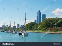 Chicago Illinois Park District Dock Stock