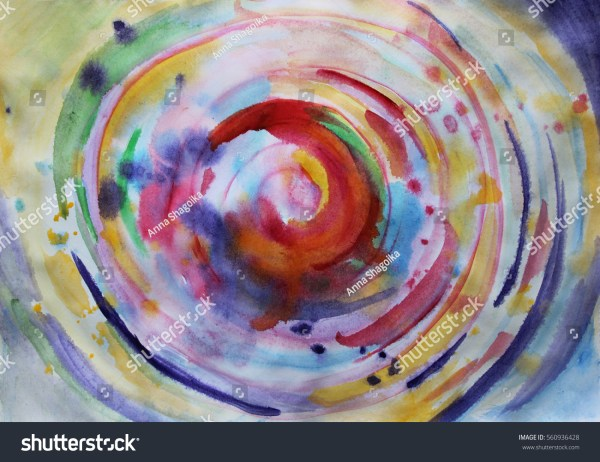 Creative Abstract Colorful
