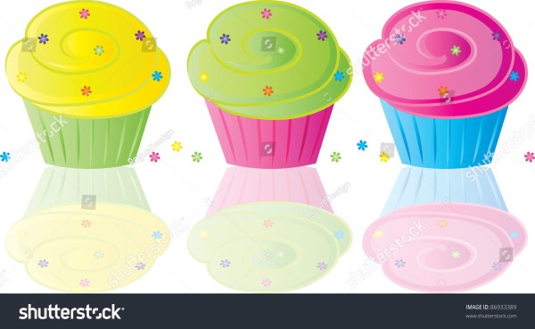 clip art illustration of colorful