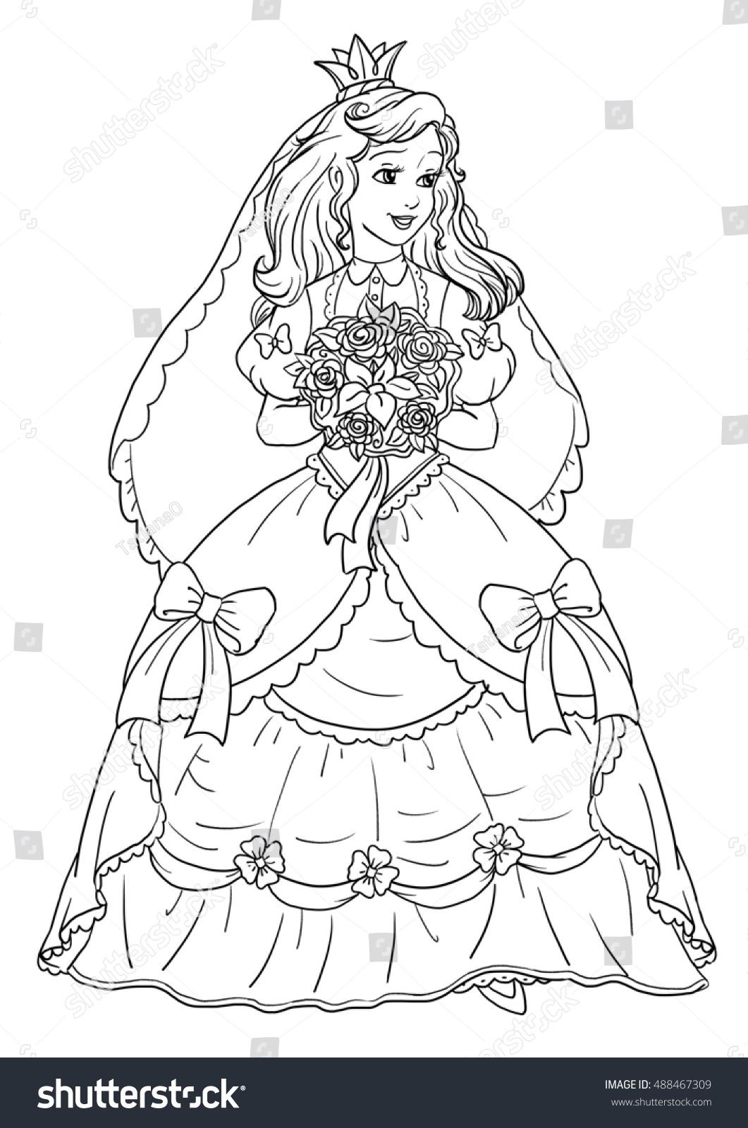 Princess Bride Coloring Book