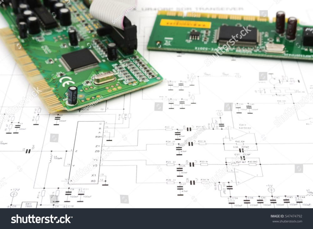 medium resolution of computer circuit boards with electronic circuit diagram