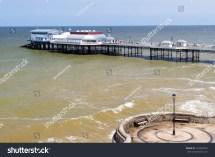 Cromer Pier North Norfolk England Uk Europe Stock