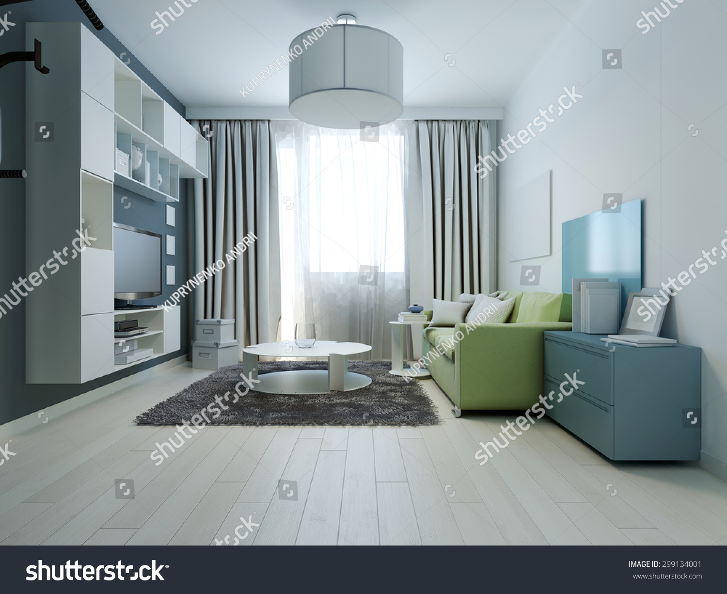 kitschy living room designs with french windows design bright colored kitsch stock illustration of style wall furniture parquet made