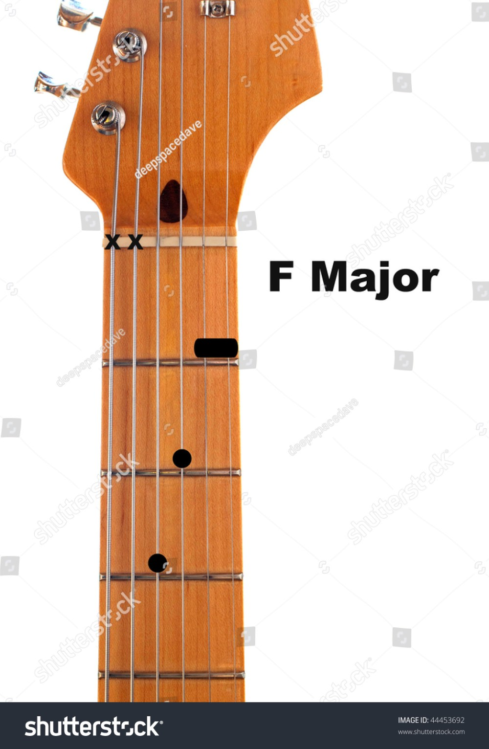medium resolution of diagram of how to finger an f major guitar chord