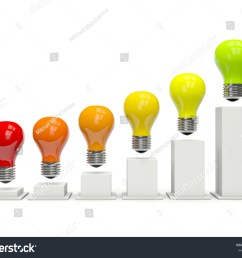 diagram of light bulbs isolated on white [ 1500 x 1225 Pixel ]