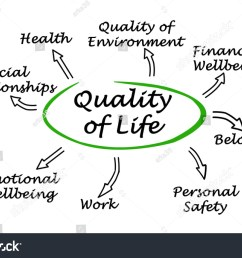 diagram of quality of life  [ 1500 x 1039 Pixel ]