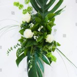 Different Types Flower Arrangements Isolated On Stock Photo Edit Now 132219995