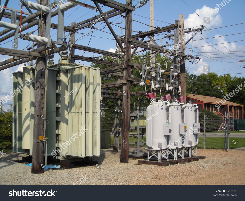 hight resolution of distribution substation voltage regulators