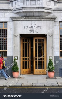 Dublin - July 30 Clarence Hotel In Owned Bono Of