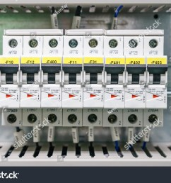 electical distribution fuseboard electrical supplies electrical panel at a assembly line factory controls [ 1500 x 1101 Pixel ]