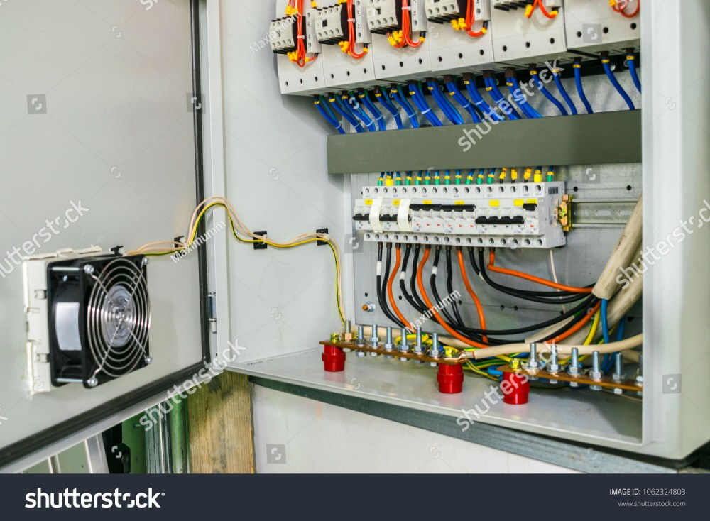 medium resolution of electric power circuit breakers are in the fuse box the wires with the terminals are