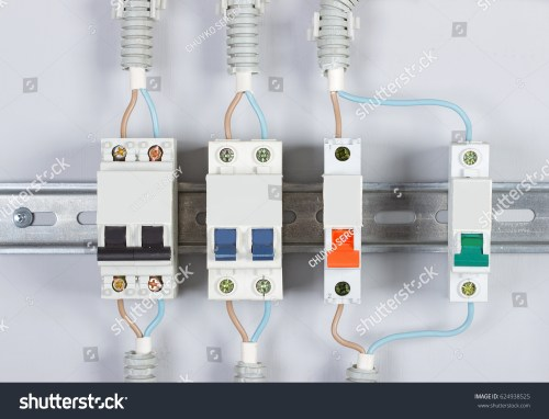 small resolution of electricity distribution box fuse box wires