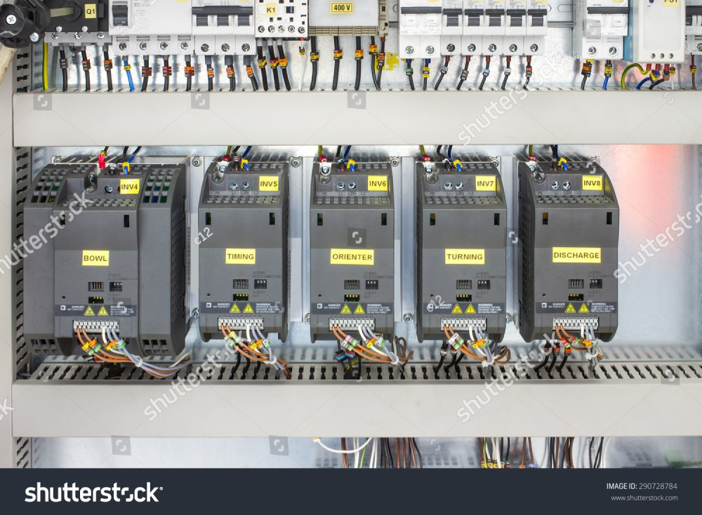 medium resolution of electricity distribution box with wires and circuit breakers fuse box