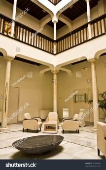 Elegant Hotel Lobby Stock 11141569 Shutterstock