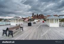 Evening Pier Cromer North Coast Of