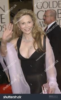 Faye Dunaway Golden Globe Awards Beverly