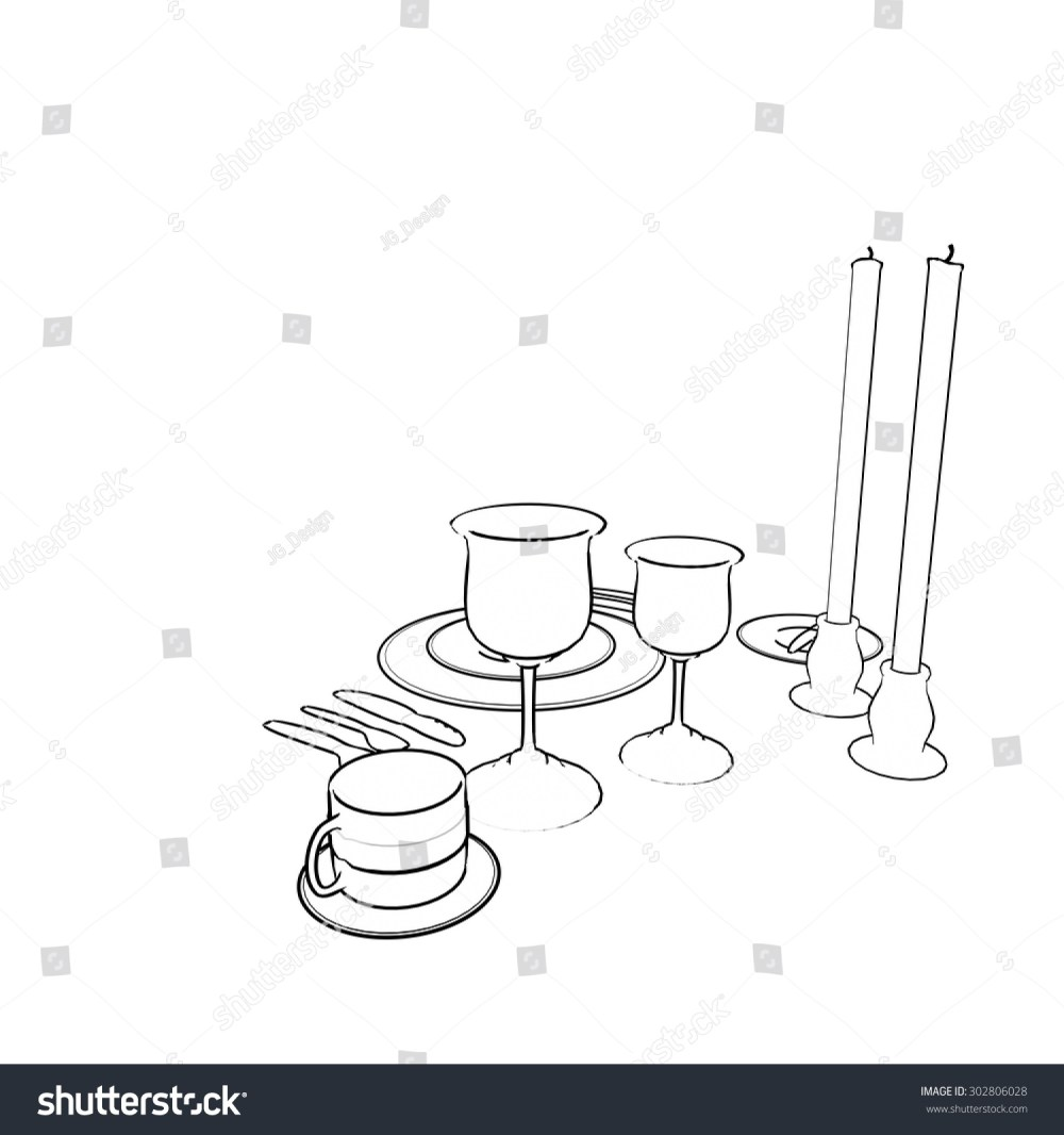 medium resolution of fine dining place setting