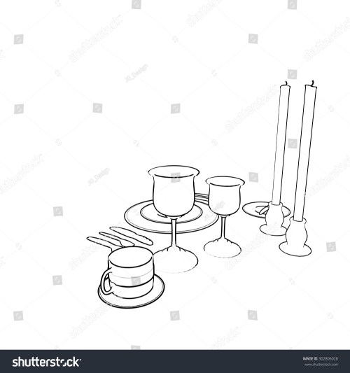 small resolution of fine dining place setting