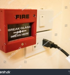 fire alarm install near a swith and plug  [ 1500 x 1227 Pixel ]