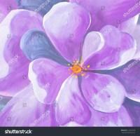 Flower Watercolor Painting Original Elegant Colorful Art ...