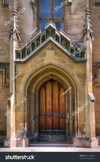 Gothic Door & Wall Decorations 3d Gothic Castle Steps ...