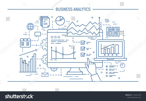 small resolution of hand pointing at computer screen or display with various diagrams charts and graphs concept