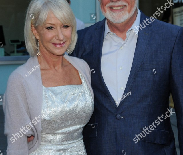 Helen Mirren And Taylor Hackford At The Love Ranch Los Angeles Premiere Arclight