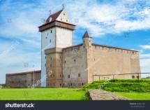 Hermann Castle Of Order Teutonic Knights. Narva