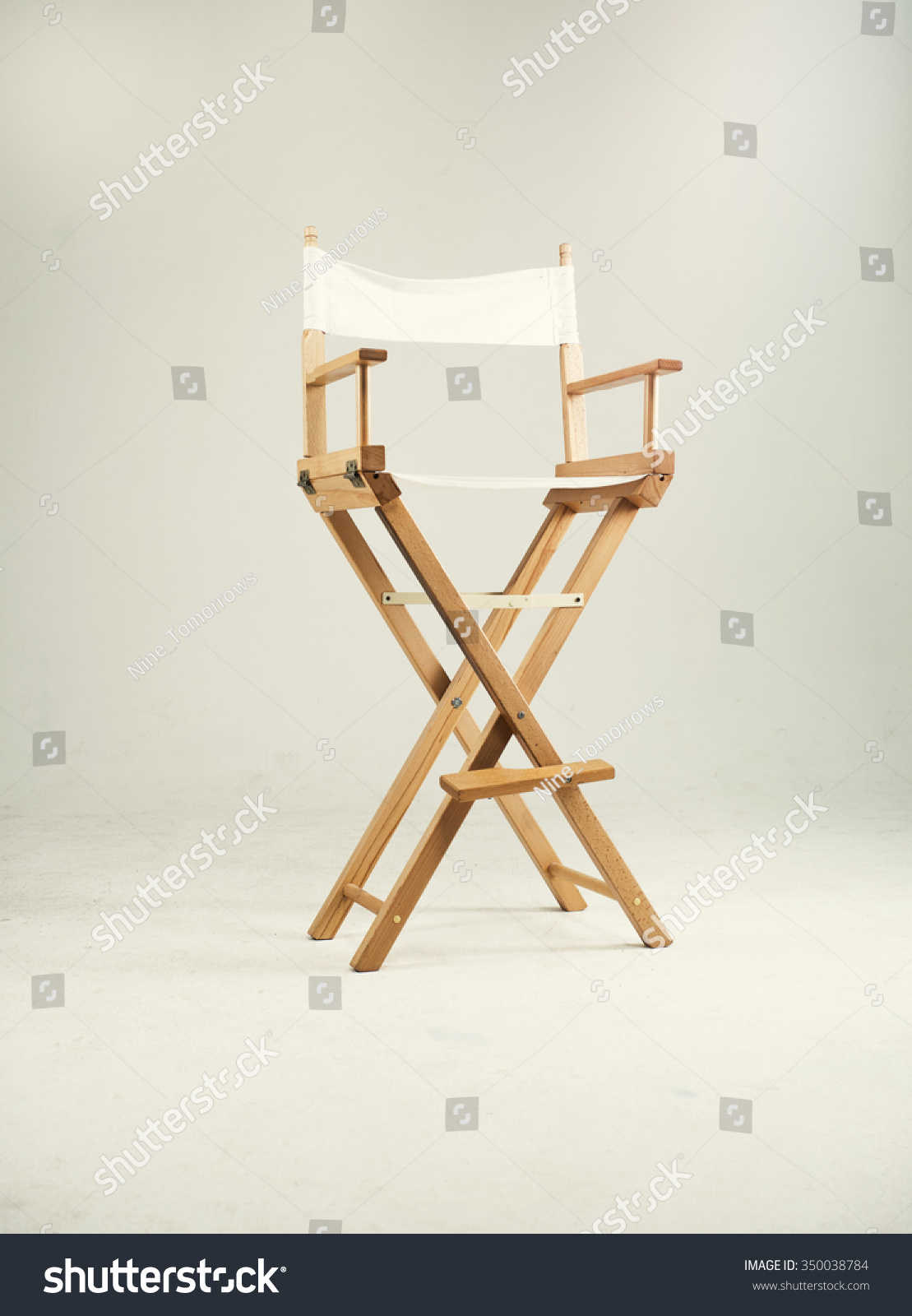 directors chair bar stool swing inside high director on stock photo edit now 350038784 white background shallow focus studio
