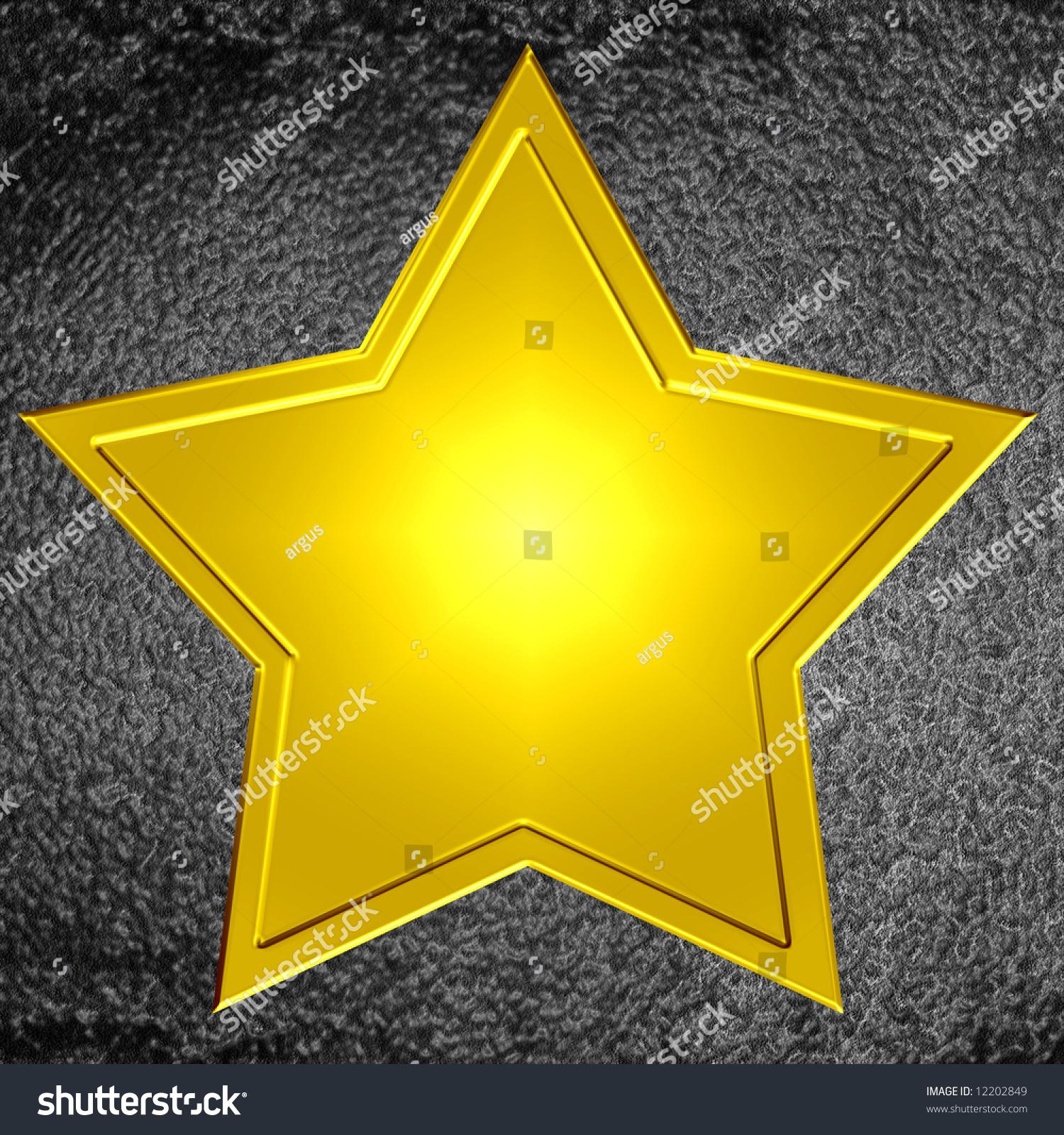 Star Hollywood Art Clip