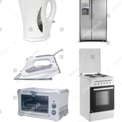 Kitchen Appliances Pay Monthly Ikea Hardware Household Stock Photo 78438334