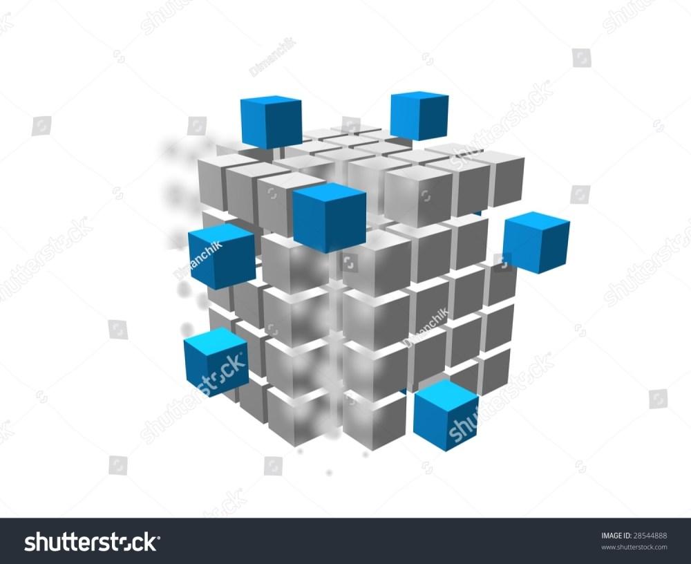 medium resolution of 3dimension box texture 03