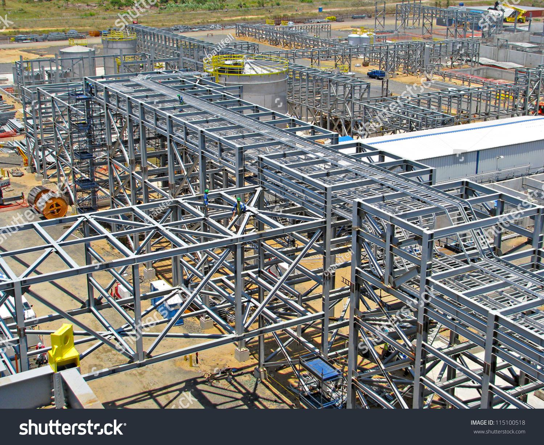 Design Of Structural Steel Pipe Racks - Listitdallas