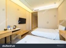 Inside Holiday Inn Express Room