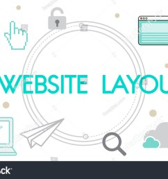 internet layout web template networking [ 1500 x 1000 Pixel ]