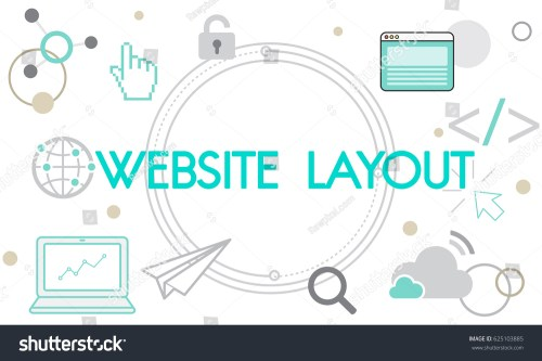 small resolution of internet layout web template networking