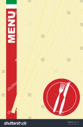 Food Menu Card Background