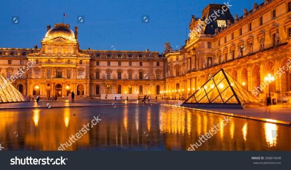 Paris France in June