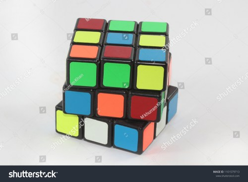 small resolution of karachi pakistan 1 may 2018 solving the rubiks cube puzzle concept of solution