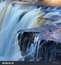 Keila Waterfall In Estonia Stock 273688697
