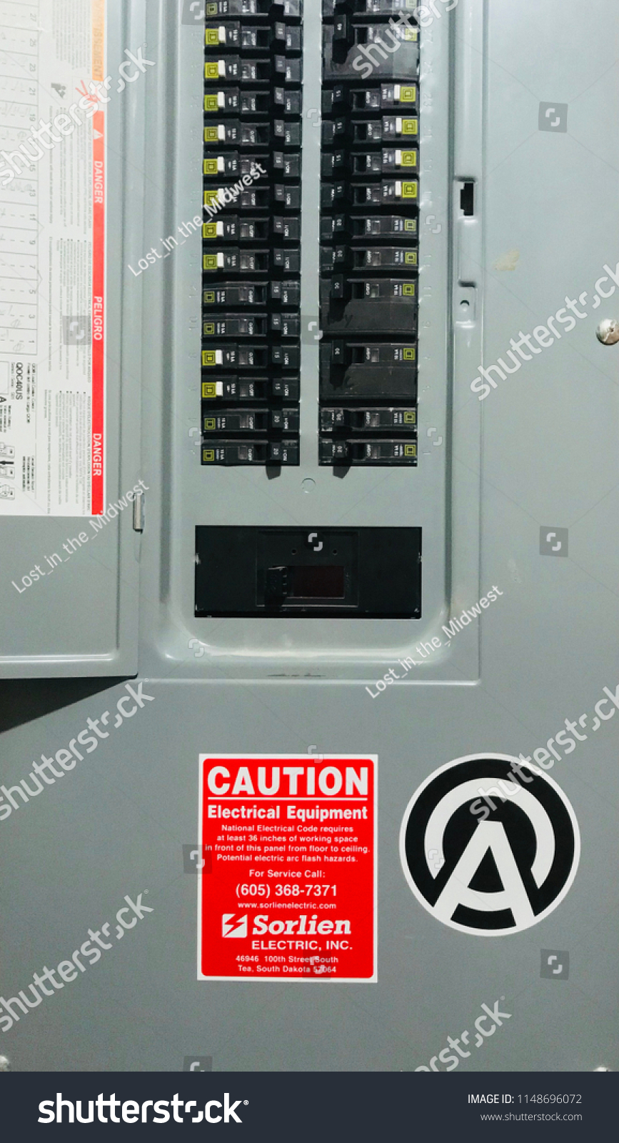 hight resolution of kelley iowa usa 82018 residential fuse stock photo edit now residential fuse box regulations kelley