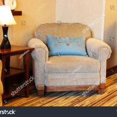 Large Overstuffed Sofas Where To Buy A Sofa Armchair Stock Photo 324700628