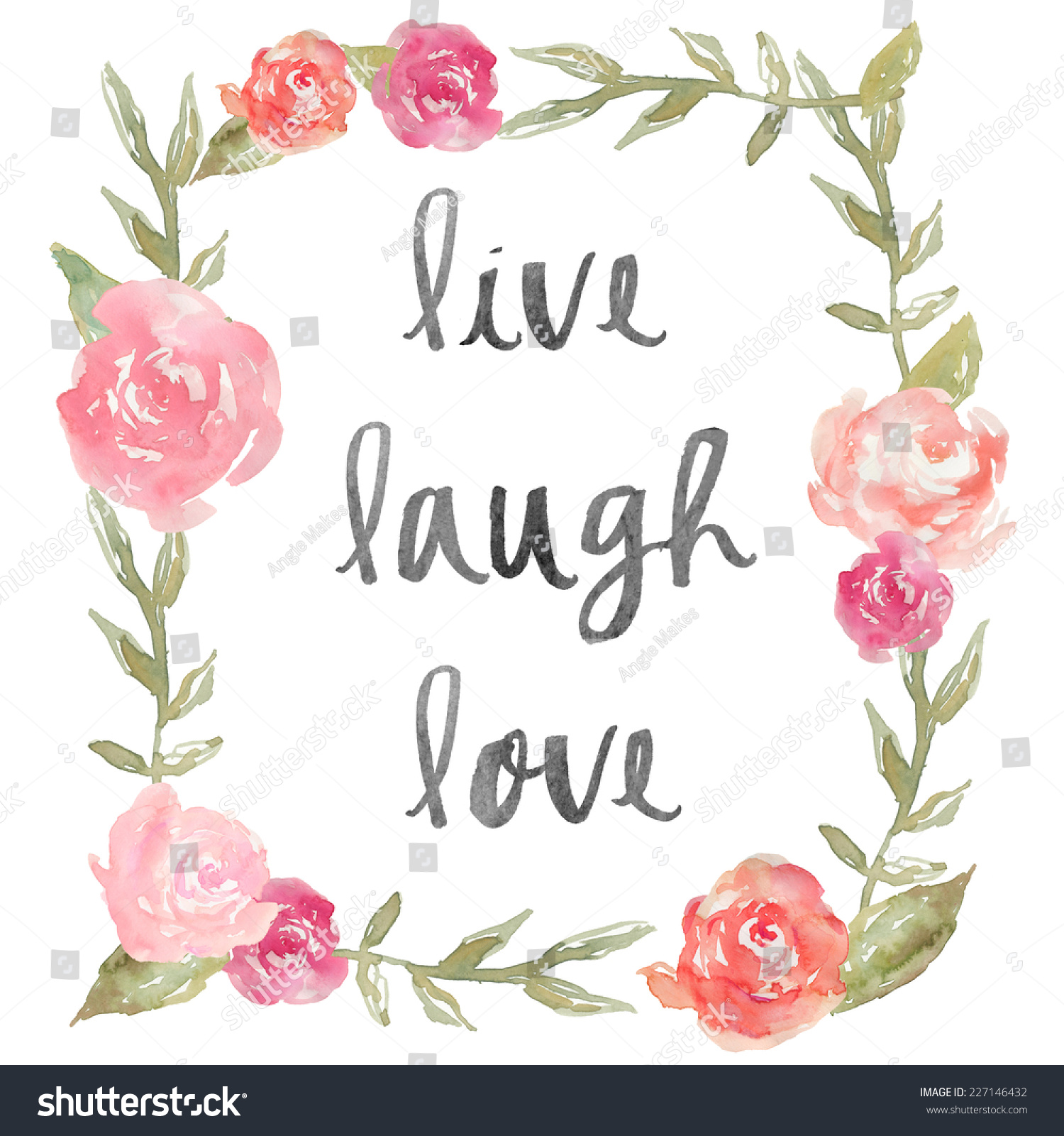 Live Love Laugh Quotes Live Love Laugh Picture Frame  Quotes Of The Day