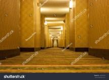 Long Creepy Hallway Stock 103493270 Shutterstock