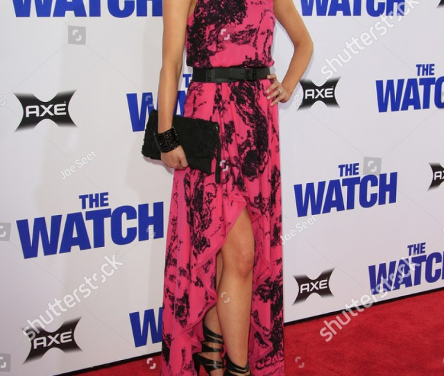 Los Angeles Jul  Valerie Azlynn At The Premiere Of The Watch