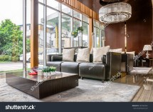 Luxury Hotel Lobby Furniture Modern Design Stock